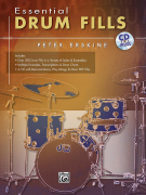 Essential Drum Fills (book/CD)