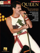 Pro Vocal: Queen Male Singers - Volume 15 (book/CD