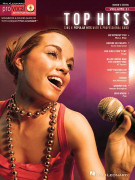 Pro Vocal: Top Hits Volume 31 Women's (book/CD sing-along)