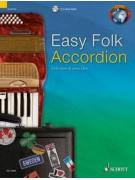 Easy Folk Accordion (book/CD)
