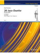 20 Jazz-Duets for Trumpet Book 1