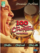 200 Etno Ritmi per batteria (libro/CD MP3)