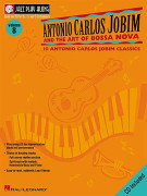Jazz Play-Along vol.8: Antonio Carlos Jobim (book/CD)