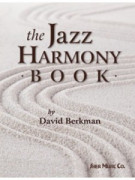 The Jazz Harmony Book (book/2 CD)
