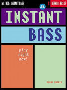 Berklee Instant Bass (book/CD play-along)