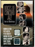 Voices of Concord Jazz - Live at Montreux (DVD)