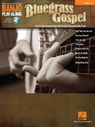 Bluegrass Banjo: Play-Along Volume 7 (book/Audio Online)