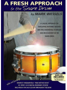 A Fresh Approach to the Snare Drum (book/DVD/CD MP3)