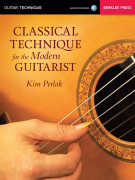 Classical Technique for the Modern Guitarist (book/Audio Online)