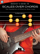 Bassist's Guide to Scales Over Chords (book/Online Audio)