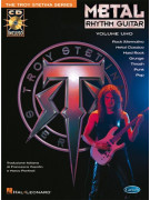 Metal Rhythm Guitar Volume 1 (libro/CD) Edizione Italiana