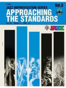 Approaching The Standards Vol. 3 (book/CD play-along)