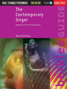 The Contemporary Singer (book/CD)