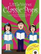 Little Voices - Classic Pops (book/CD sing-along)