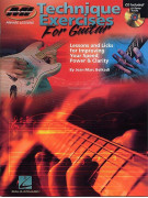 Technique Exercises for Guitar (book/CD)