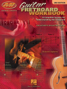Guitar Fretboard Workbook (book/CD)