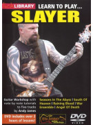 Lick Library: Learn To Play Slayer (DVD)