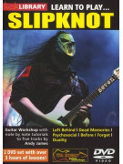 Lick Library: Learn To Play Slipknot (DVD)