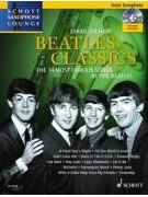 Beatles Classics For Saxophone (book/CD Play-Along)