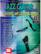 Jazz Guitar Standards: Chord Melody Solos (book/2 CD)