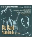 Big Band Standards in 2 Keys (CD Sing-along)