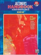 Jazz Singer's Handbook (book/CD sing-along)