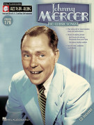 Jazz Play-Along Volume 176: Johnny Mercer (book/CD)