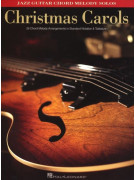 Christmas Carols - Jazz Guitar Chord Melody Solos