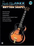 Jazz Guitar Method: Rhythm Shapes (book/CD)