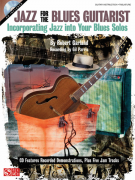 Jazz for the Blues Guitarist (book/CD)