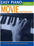 Easy Piano - Movie Anthology
