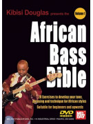 African Bass Bible (DVD)
