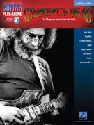 Grateful Dead: Guitar Play-along Volume 186 (book/Audio Online)