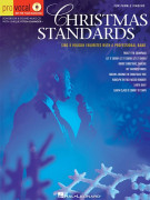 Pro Vocal: Christmas Standards for Female Singers (book/CD)