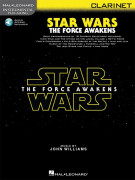 Star Wars: The Force Awakens - Clarinet (book/Audio Online)