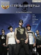 Avenged Sevenfold: Drum Play-Along Vol. 28 (book/CD)