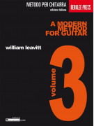 A Modern Method for Guitar Volume 3 (Edizione Italiana)