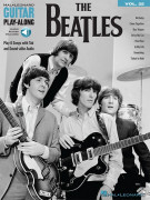 The Beatles: Guitar Play-Along Volume 25 (book/Audio Online)
