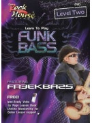 Learn To Play Funk Bass - Level Two (DVD)