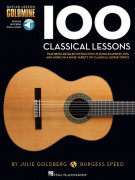 Goldmine : 100 Classical Lessons - Guitar (book/Audio Online)