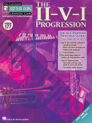 Jazz Play-Along Volume 177: The II-V-I Progressions (book/CD)