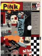 Punk: Guitar Style (book/CD)