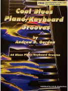Cool Blues Piano Keyboard Grooves (Book/Online Audio)