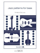 Jazz patterns for bass