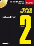 Metodo moderno per chitarra Volume 2 (libro/CD)