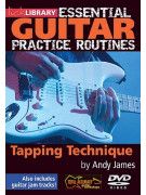 Lick Library: Essential Guitar Tapping Technique (DVD)