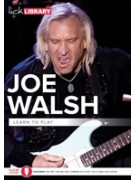 Lick Library: Learn To Play Joe Walsh (2 DVD)