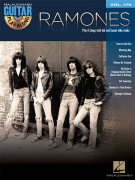 Ramones: Guitar Play-Along Volume 179 (book/CD)