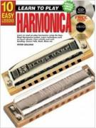 Teach Yourself Harmonica (book/CD)