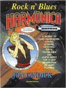 Rock n' Blues Harmonica (book/CD)